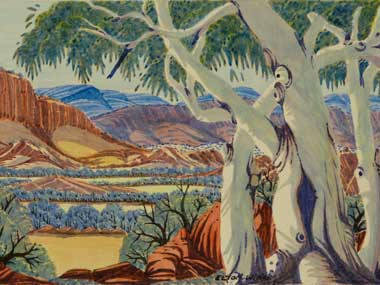 Albert Namatjira Painting - Compare cheap Albert Namatjira