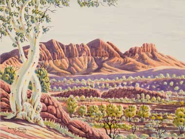 The Legacy of Albert Namatjira Today