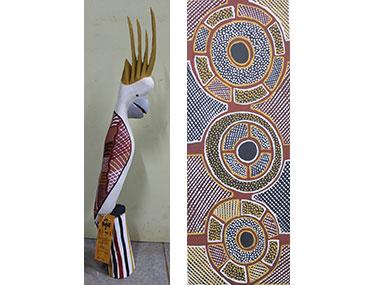 Tiwi Design at Chan's Art Atrium