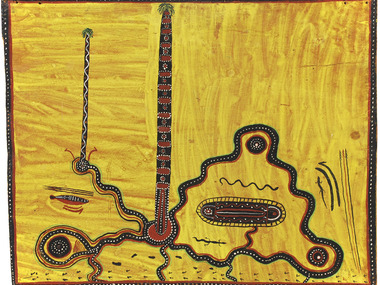 TJUKURRTJANU – THE ORIGINS OF WESTERN DESERT ART