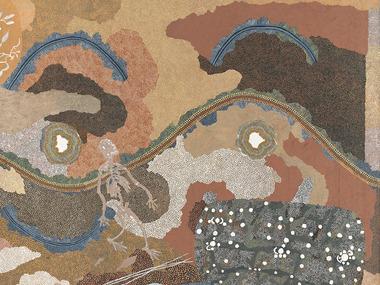 TJUKURRTJANU – THE ORIGINS OF WESTERN DESERT ART