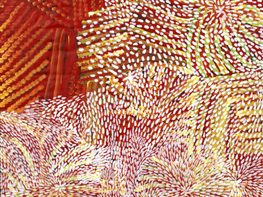 'Untitled-Unfinished' Online Exhibition of Works by the late Janelle Stockman Napaltjarri