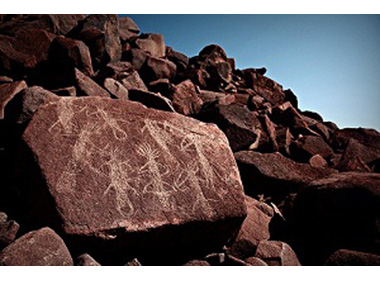 UWA Professor Sets Sights on Pilbara Rock Art