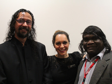 WA Indigenous Art Award People's Choice Winner