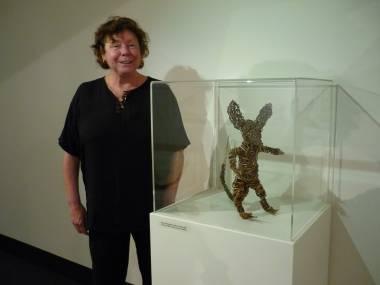 WA NYOONGAR FIBRE ARTIST JANINE MCAULLAY BOTT A WINNER