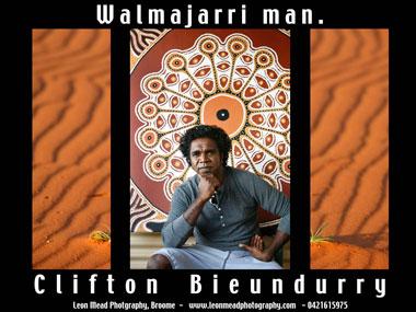 Walmajarri Man