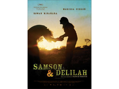 Central Australian Film Samson and Delilah screens at the Cannes Film Festival